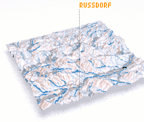 3d view of Russdorf