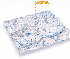 3d view of Lachtal