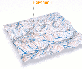 3d view of Harsbach