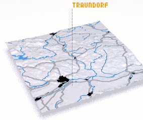 3d view of Traundorf
