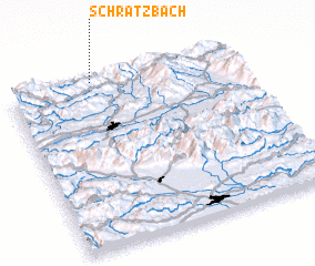 3d view of Schratzbach