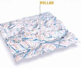 3d view of Pöllau