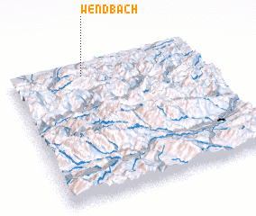3d view of Wendbach