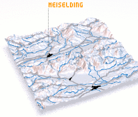 3d view of Meiselding