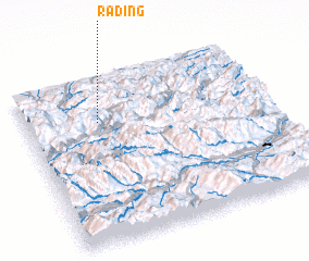 3d view of Rading