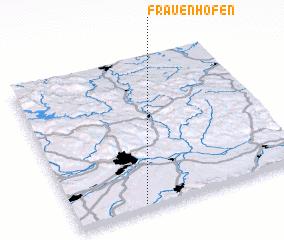 3d view of Frauenhofen