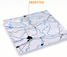 3d view of Obersteg