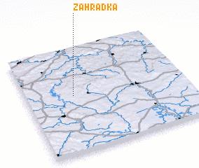 3d view of Zahrádka