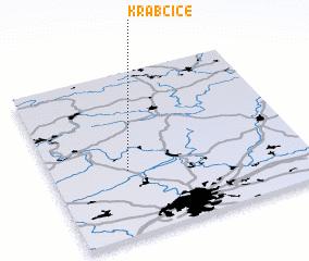 3d view of Krabčice