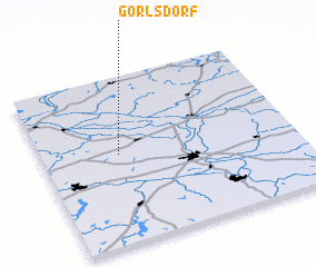 3d view of Görlsdorf
