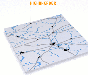 3d view of Kiehnwerder