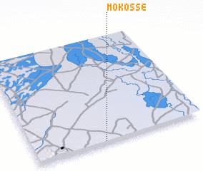 3d view of Mokossé