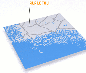 3d view of Alaléfou