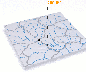 3d view of Amouré