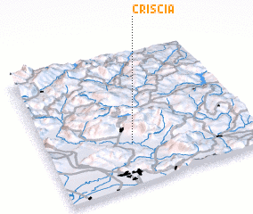 3d view of Criscia