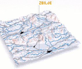 3d view of Zbilje