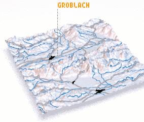 3d view of Gröblach