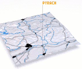 3d view of Pyrach