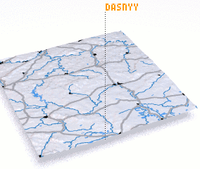3d view of Dasnýy