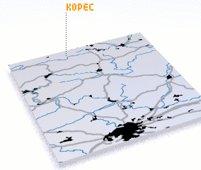 3d view of Kopec