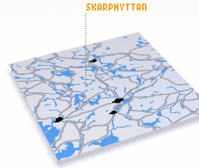 3d view of Skarphyttan