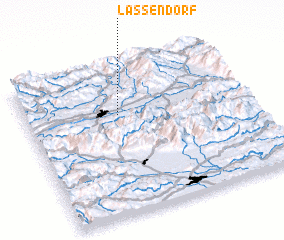 3d view of Lassendorf