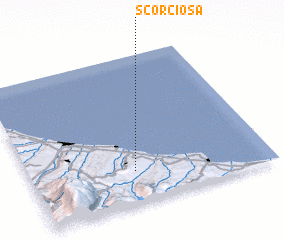 3d view of Scorciosa