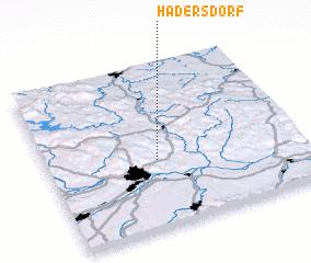 3d view of Hadersdorf