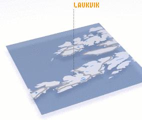 3d view of Laukvik