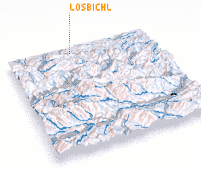 3d view of Losbichl