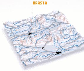 3d view of Krasta