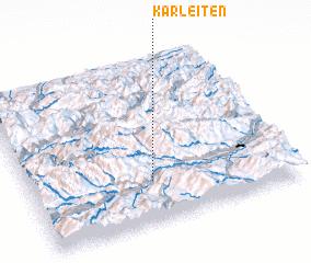 3d view of Karleiten