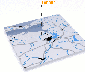 3d view of Tanowo