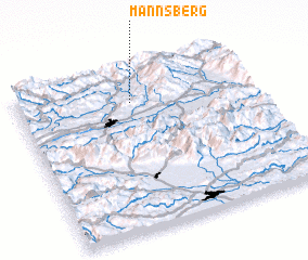 3d view of Mannsberg