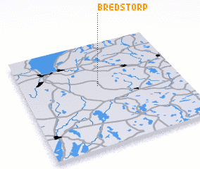 3d view of Bredstorp