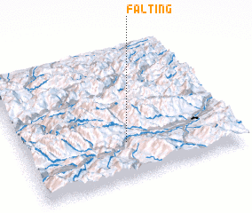 3d view of Falting