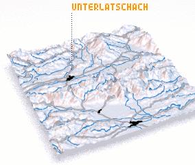 3d view of Unterlatschach