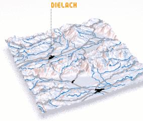3d view of Dielach