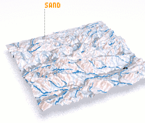 3d view of Sand