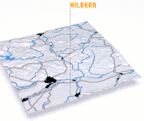 3d view of Hilbern