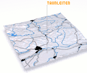 3d view of Taunleiten