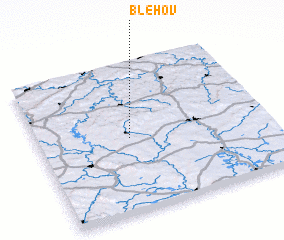 3d view of Blehov