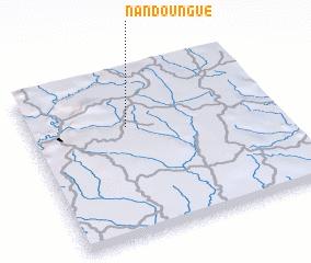 3d view of Nandoungué