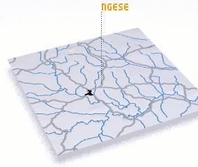 3d view of Ngésé