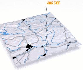 3d view of Waasen