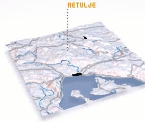 3d view of Metulje