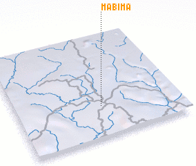 3d view of Mabima