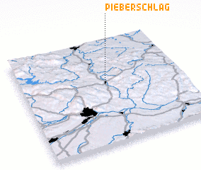 3d view of Pieberschlag