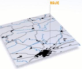3d view of Háje