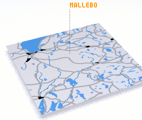 3d view of Mållebo